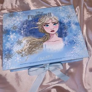 BRAND NEW SOLD OUT Elsa Colourpop Collection ❄️